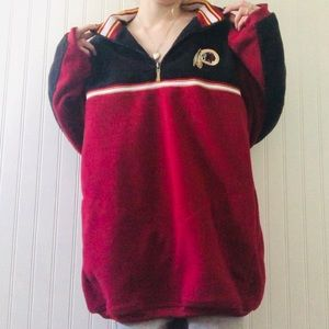 WASHINGTON REDSKINS NFL Fleece Embroidery Pullover